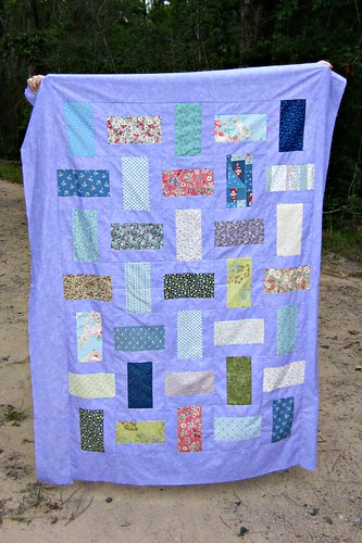 Flower Quilt Top | by InMyLife99