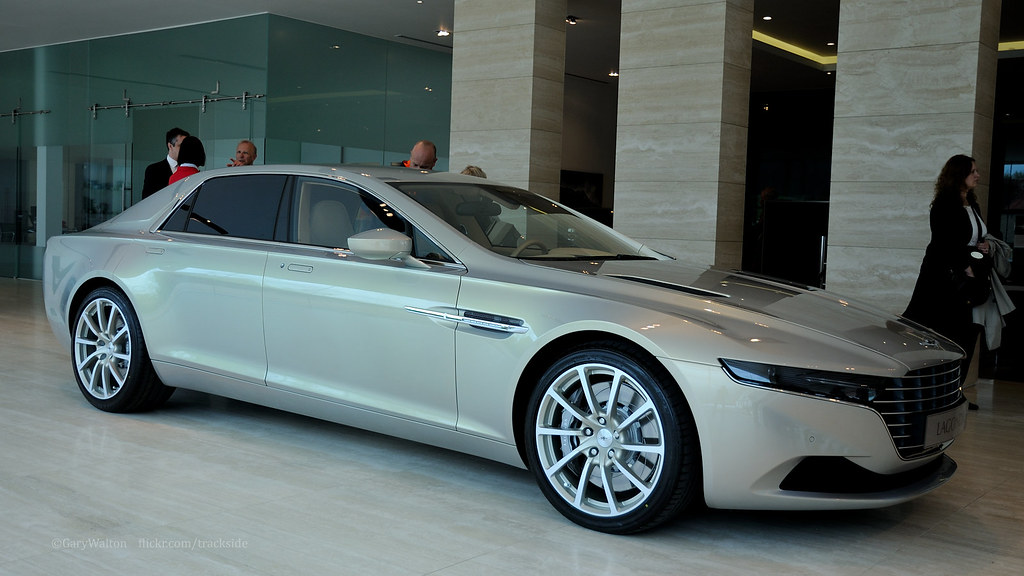 Bonhams Aston Martin Auction 2015 Brand New Lagonda Tara Flickr