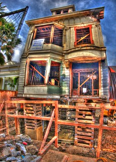 """Bates Motel"" Project Update, HDR Panorama 