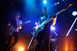 M83 performs at the 9:30 Club in Washington, D.C. on May 12, 2012. | by allsongs