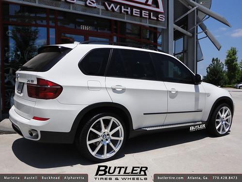 BMW X5 With 22in TSW Interlagos Wheels Additional