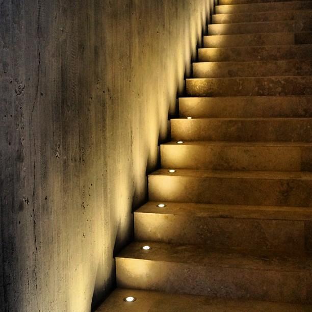 Escalera lighting iluminacion escalera stairway a Flickr