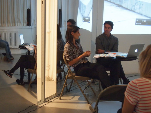 The Mariendbad Sessions: Maya Schweizer, Sept 17, 2013 | by Bureau for Open Culture