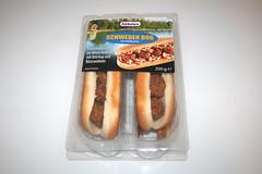 01 - Abbelen Schweden Dog - Packung vorne / Package front