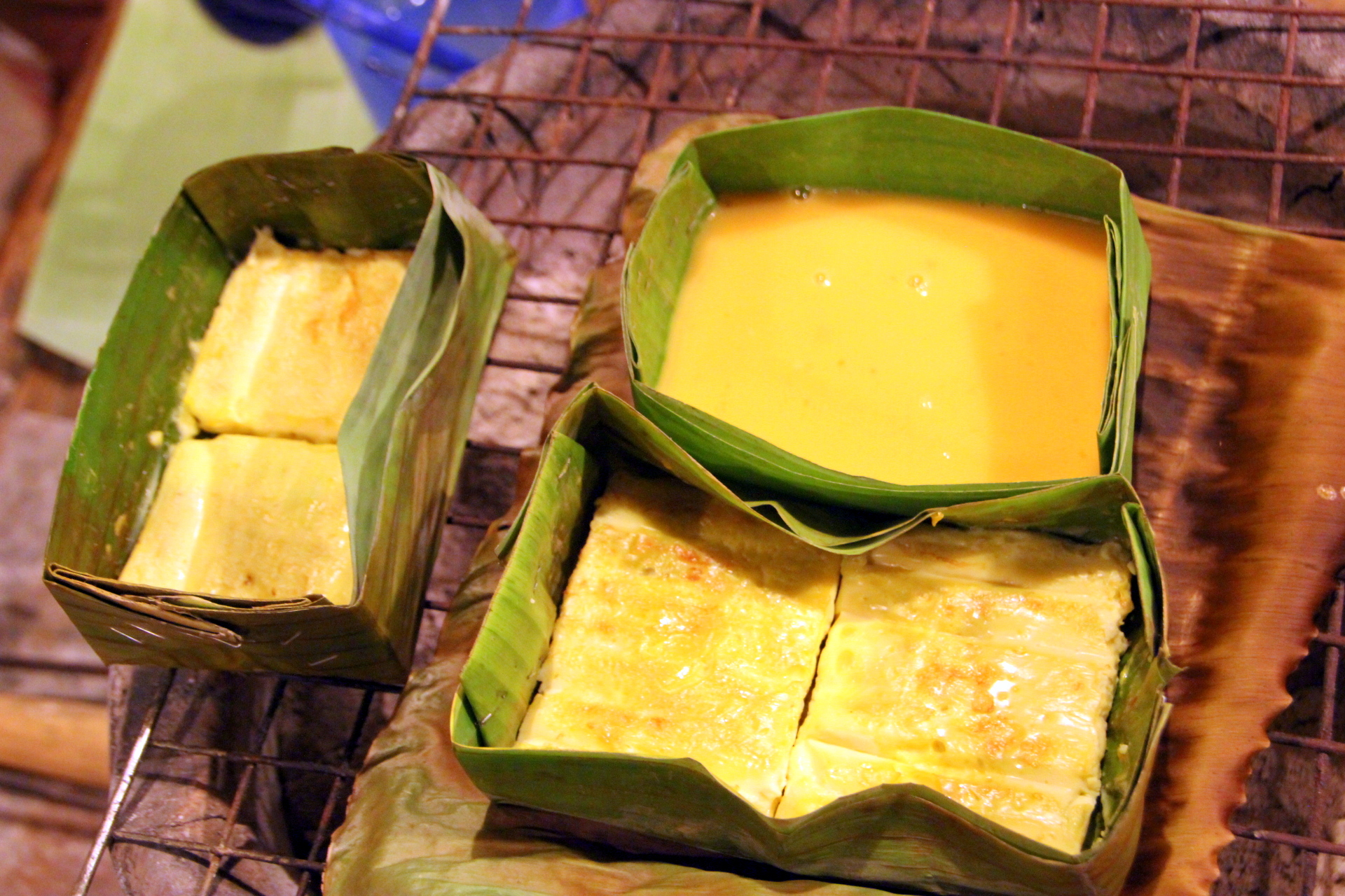 Thai Northern Style Omelette