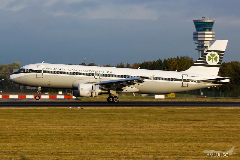 Aer Lingus - A320 - EI-DVM (1)