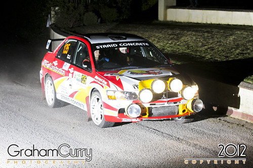 Circuit of Ireland Rally 2012 Day 1 SS1 | SS4 | by Graham Curry Photography