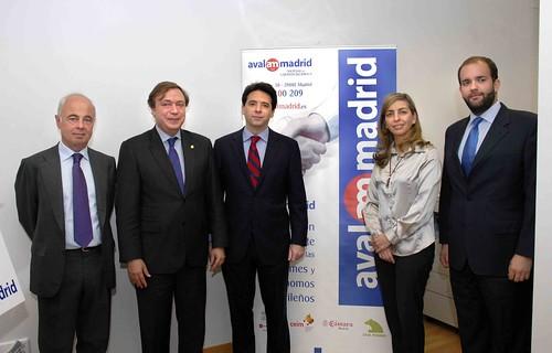 Avalmadrid abre una oficina en getafe para atender a pymes for Oficina registro comunidad de madrid