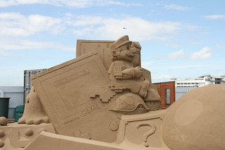 Sand Sculptures | by James F Clay