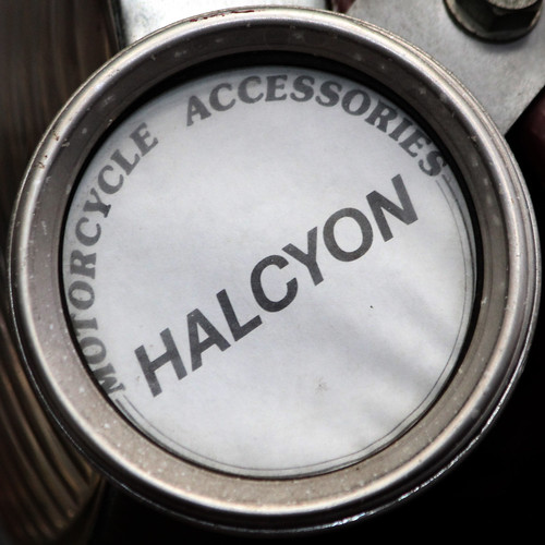HALYCON MOTORCYCLE ACCESSOORIES | by Leo Reynolds