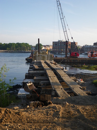 What was once the Memorial Bridge - Kittery & Portsmouth | by pag2525