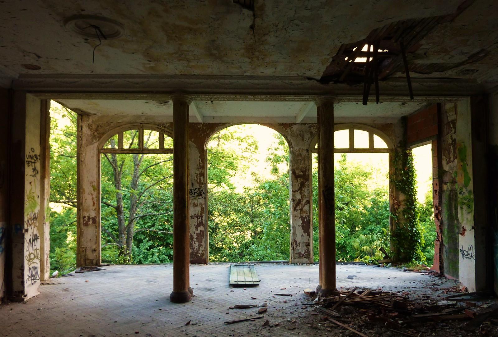 Gut bekannt ancien hotel alexandra Vernet les bains | Flickr KY27