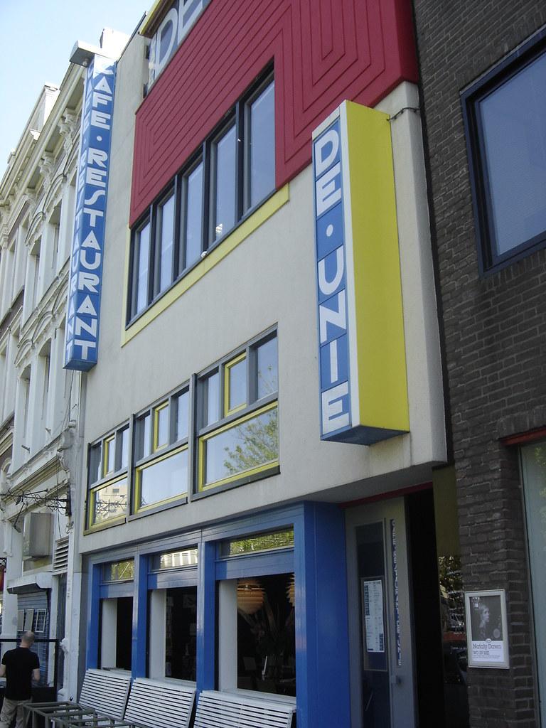 Populair Rotterdam: Café De Unie | The original café De Unie was desi… | Flickr #KP59