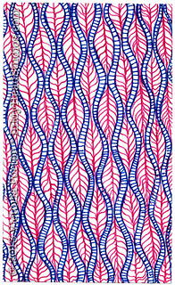 """Patio Table Pattern Zentangle"" ICAD : 6-17-13 