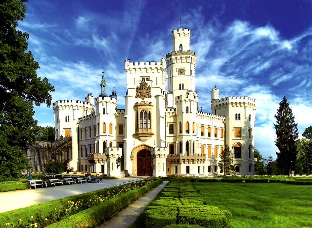Castle Hluboká