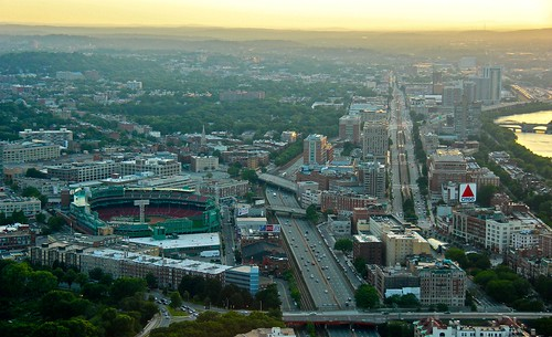Fenway Park View | by Eric Demarcq