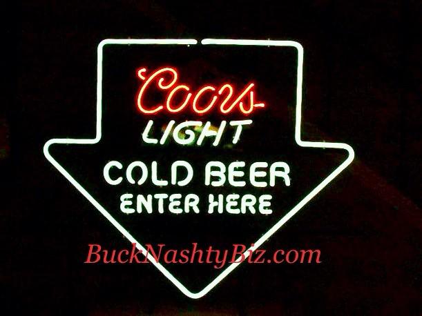 Coors light cold beer flashing arrow neon bar sign flickr coors light cold beer flashing arrow neon bar sign by neon beer signs aloadofball Choice Image