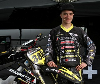 B-MOTO LUDDE SÖDERBERG READY FOR MX3 ACTION | by Battery Energy Drink