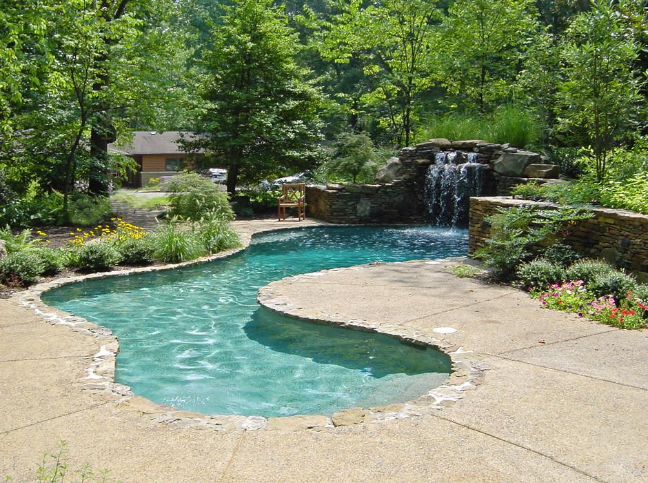 Memphis Pool | Freeform Swimming Pool | Getwell, TN | Memp ...