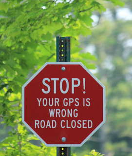 GPS Warning | by jennymcb