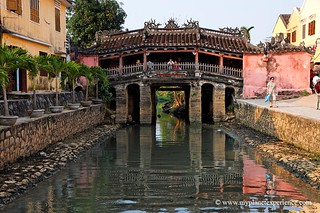 Japanese Covered Bridge - Vietnam | by My Planet Experience