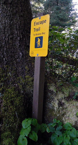 Botany Bay Escape Trail