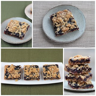 Blueberry Oat Bar (Starbucks inspired) | by Food Librarian
