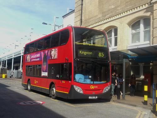 Go ahead london subsidiary london general alexander dennis for 85 bus timetable