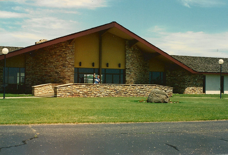 Worldwide Church of God Feast Site Administration Building, Wisconsin Dells, WI