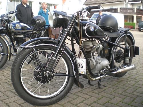 bmw r25 2 1951 250cc ohv oldtimer rally schweigen sept 201 flickr. Black Bedroom Furniture Sets. Home Design Ideas