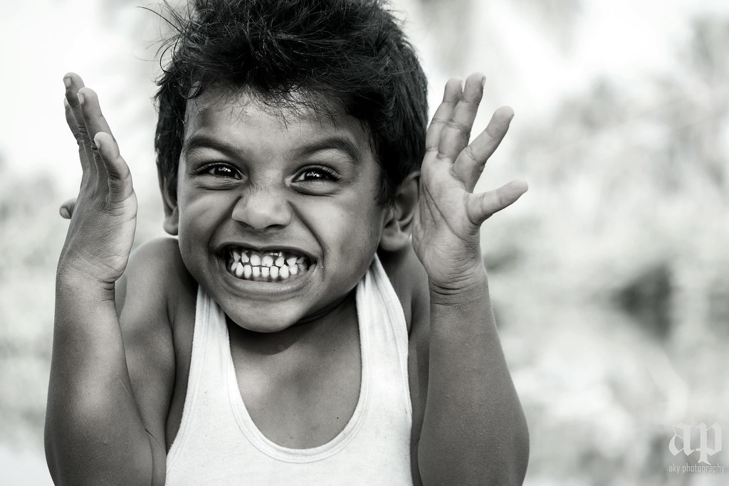 Black And White Photographs Of Kids