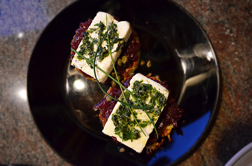 Herby Feta on Potato Rosti | by BuzzTrips