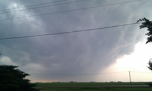 Looking due west from Hopeton, 8 miles s of Alva. #okwx | by bjmccray