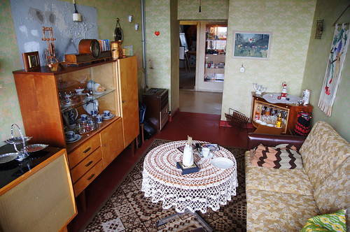 ddr museum thale wohnzimmer 60er 70er jahre ausstellungsko flickr. Black Bedroom Furniture Sets. Home Design Ideas