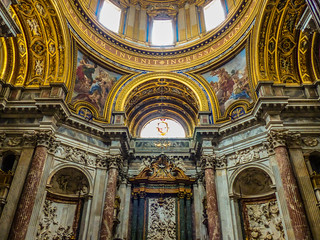 Sant'Agnese in Agone-Inside | by angelariley58