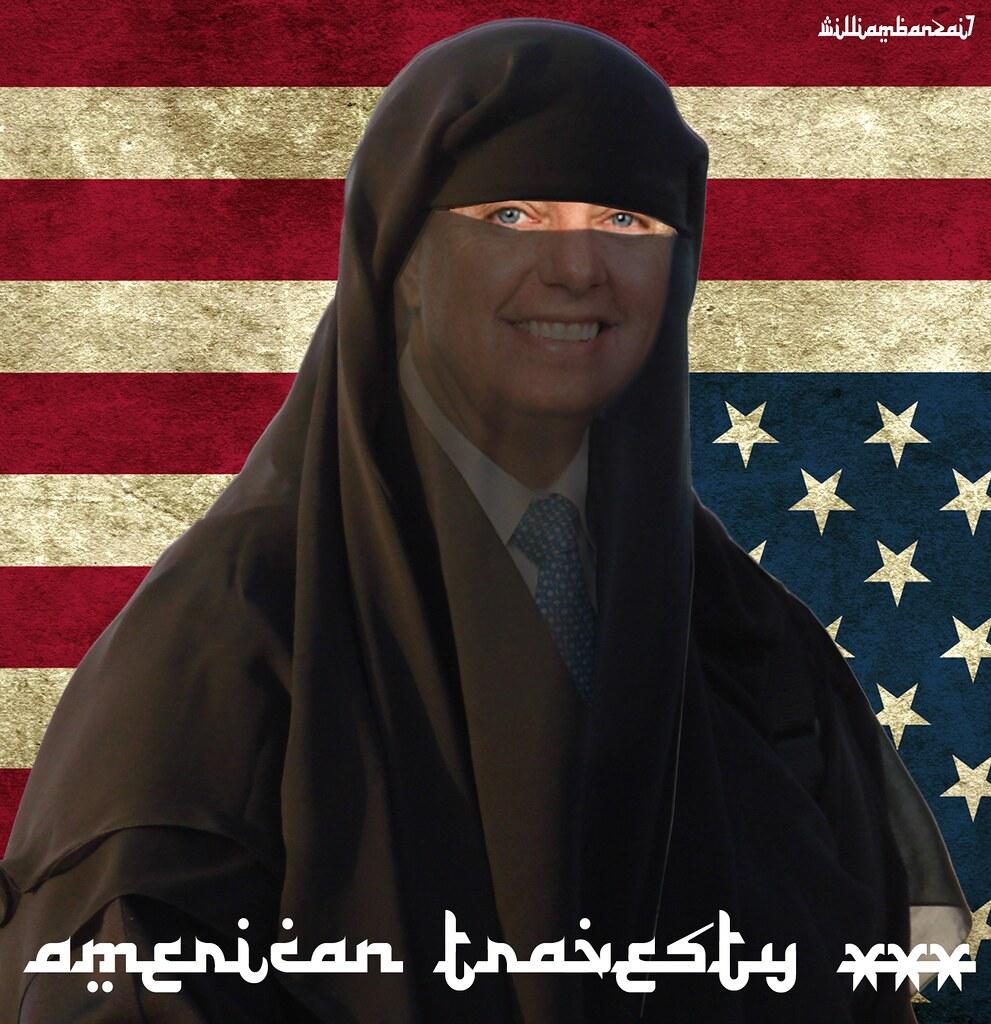 AMERICAN TRAVESTY XXX