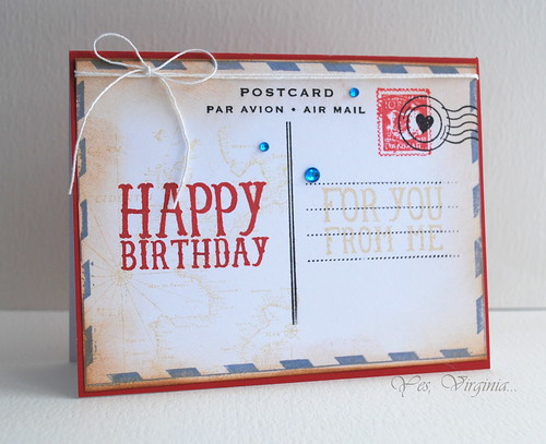Happy Birthday Pool Cake