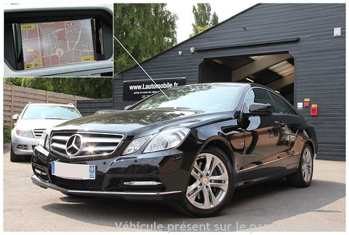 mercedes classe e iv coup 350 cdi be executive ba7 7g tro flickr. Black Bedroom Furniture Sets. Home Design Ideas