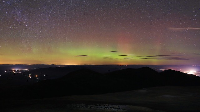 Northern Lights, 13 Oct 2016