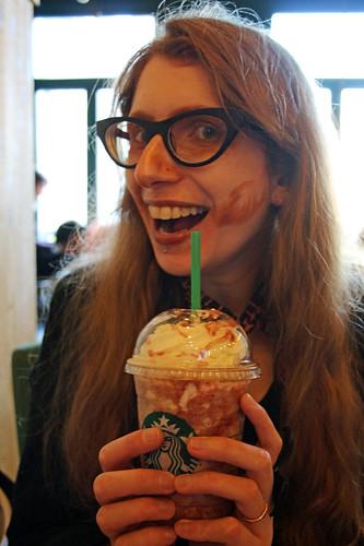 I can haz Starbucks