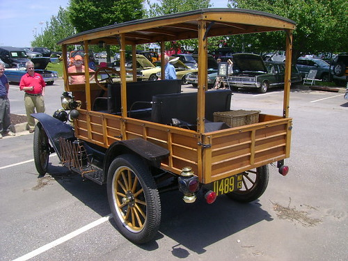 1913 Ford Model T Depot Hack This Beauty Is Owned By The