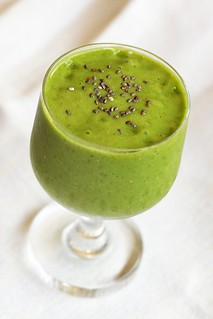 simple green smoothie | by Stacy Spensley