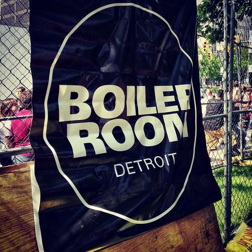 Detroit Boiler Room