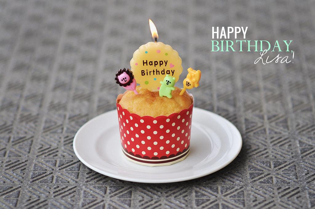 Happy Birthday Lisa Happy Birthday To My Sister Celebr Flickr