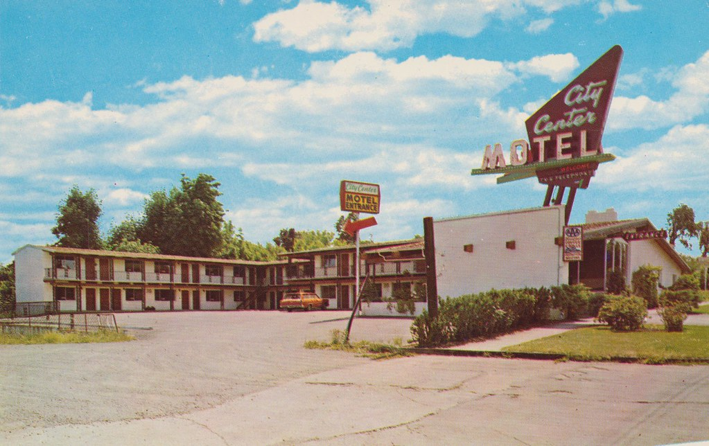 City Center Motel - Salem, Oregon