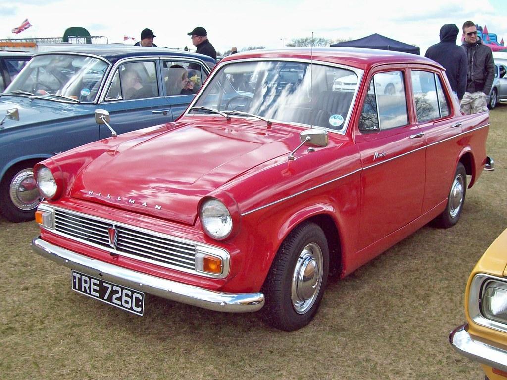 59 Hillman Minx Series V 1965