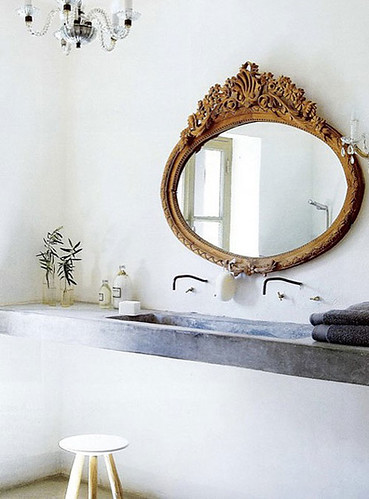 10 BEAUTIFUL BATHROOM SINKS MADE OF STONE | by the style files