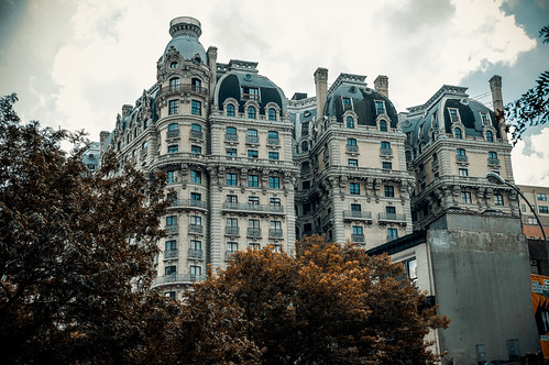 The Ansonia, Broadway & 73rd Street, Upper West Side, Manhattan | by Jeffrey