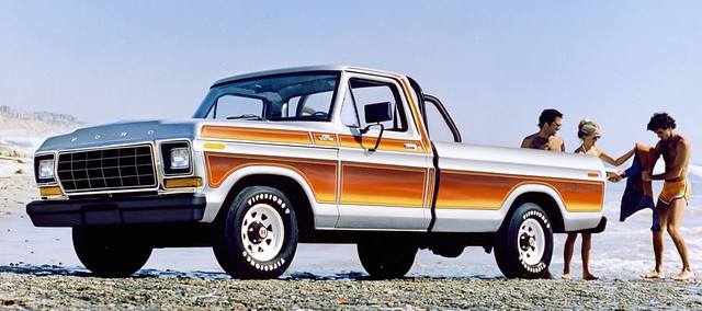 1977 Ford Free Wheeling F-series Bronco