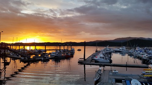 Prince Rupert sunset | by Sailing P & G